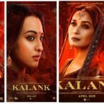 Multistarrer poster of kalank movie releasing on 17 April 2019