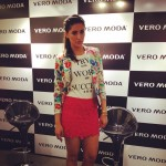 Nargis Fakhri At the launch of Vero Moda India in Delhi on 10 June 2014