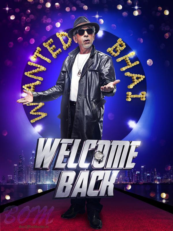 Naseeruddin Shah first look in Welcome Back