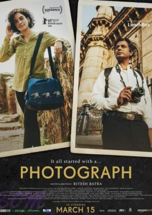 Photograph movie scheduled to release on 15th March 2019