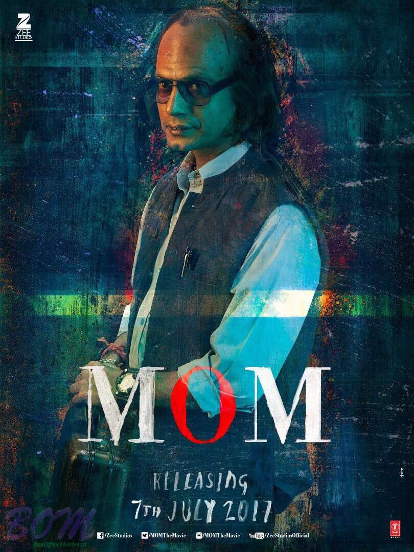 Nawazuddin Siddiqui's look from Mom movie