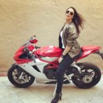 Neha Dhupia riding high in style