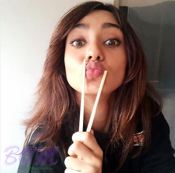 Neha Sharma crazy pout style quirky pic