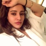 Neha Sharma selfie on a Cozy Sunday