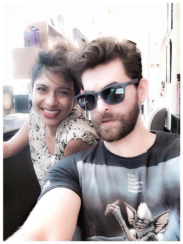 Neil Nitin Mukesh are hair cut - handsome always
