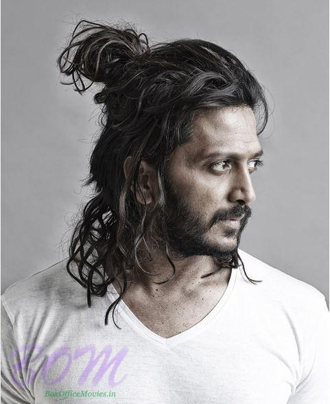 New look of handsome Riteish Deshmukh