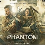 Arijit Singh Saware song from Phantom movie