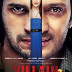 New poster of Ek Villain starring starring Shraddha Kapoor, Sidharth Malhotra and Riteish Deshmukh