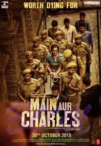 New poster of Main Aur Charles starring Randeep Hooda