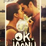 New poster of Ok Jaanu movie as on 11 Dec 2016