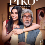 New poster of PIKU movie released on 22 Apr 2015