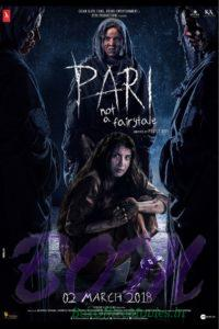 New poster of movie Pari - not a failytale