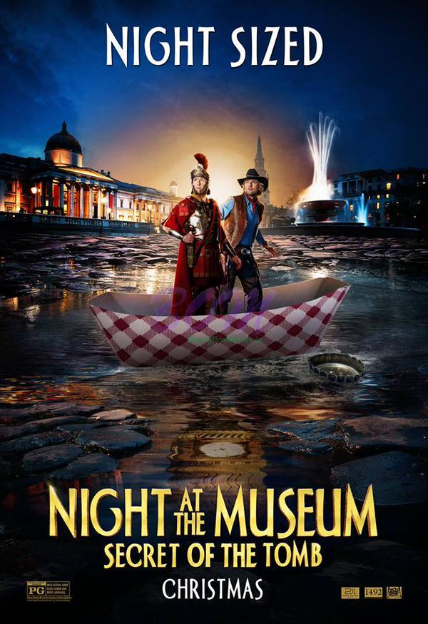 Night at the Museum (2006) 480p 720p BluRay Multi Audio