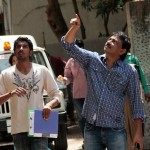 _NotaLoveStory_ Working Still - Ram Gopal Verma