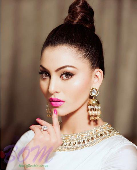 One simply beautiful picture of Urvashi Rautela