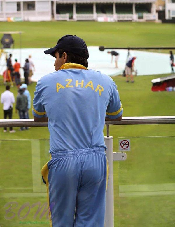 One style of Eemraan Hashmi from upcoming Azhar
