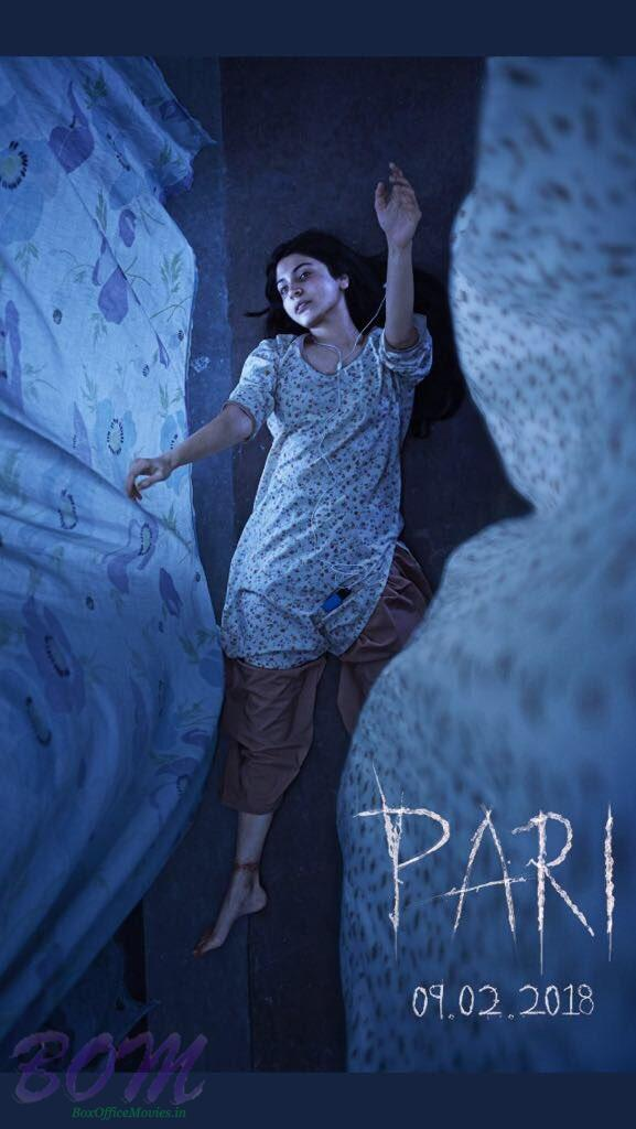 Pari Movie Poster Bollywood Pic Update