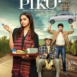 PIKU movie poster - Motion Se Hi Emotion
