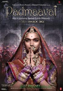 Padmaavati name changed as Padmaavat, and the new release is 25th Jan 2018.