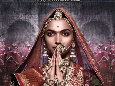 Padmaavat movie revised poster with new release date