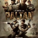 Paltan movie new poster with principal actors