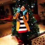 Parineeti Chopra Christmas happiness