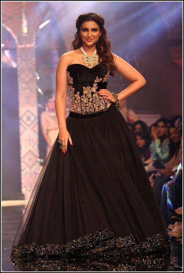 Parineeti Chopra - Really loved my Shyamal Bhumika outfit. Need to get some more of these also one of the nicest couples