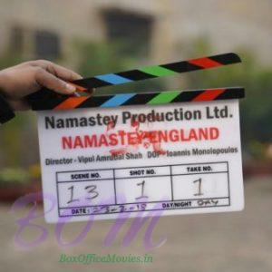 Parineeti Chopra and Arjun Kapoor starrer Namastey England movie shooting begins