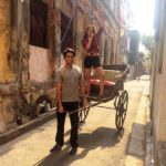 Parineeti Chopra and Ayushman Khurrana joyride in the City of Joy