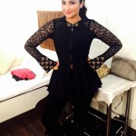 Parineeti Chopra complete black color outfit