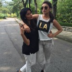 Parineeti Chopra in Malaysia for IIFA 2015