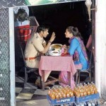 Photo - Kareena & Ajay Devgn shooting for Singham 2 now Singham Returns