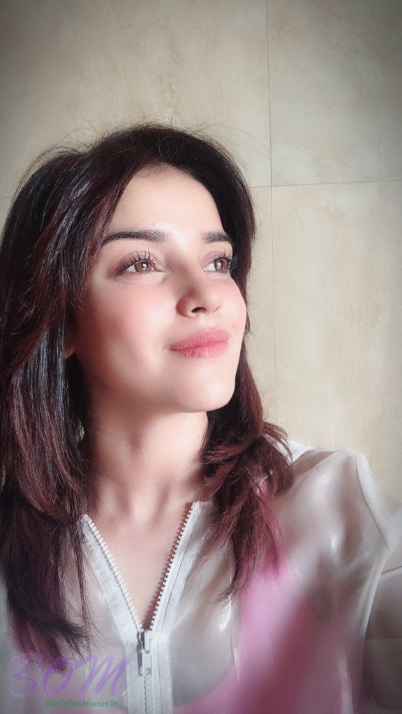 Pia Bajpiee beautiful selfie