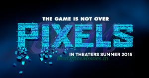Pixels movie Authentic Trailer is launched