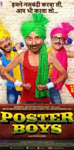 Poster Boys to make you laugh all the ways