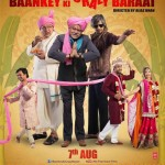 Poster of Baankey Ki Crazy Baraat movie