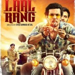 Poster of Laal Rang movie staring Randeep Hooda in lead role