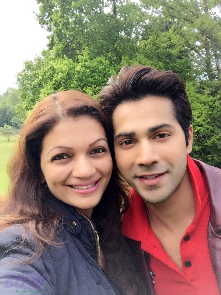 Prachee Shah Paandya‏ to become mom of Varun Dhawan again in Judwaa 2
