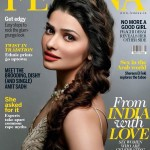 Prachi Desai cover girl FEMINA magazine Issue 6 August 2014