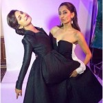 Priyanka Chopra and VJ Anusha quirky picture together