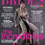 Priyanka Chopra cover girl for Brides Today Magazine March 2018 edition