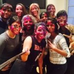Bollywood Celebs in Holi 2017