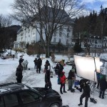 RAAZ4 shooting continues even in 18 degrees temperature in Romania