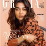 Radhika Apte cover page girl for Grazia Magazine August 2018 issue