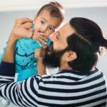 Rahyl and Riteish Deshmukh ever cute picture