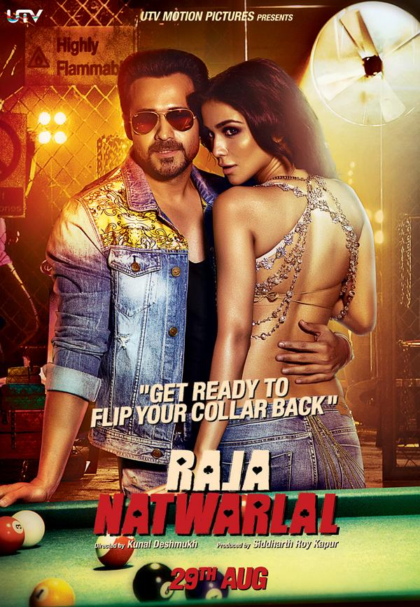 Raja Natwarlal movie poster released on 13 August 2014