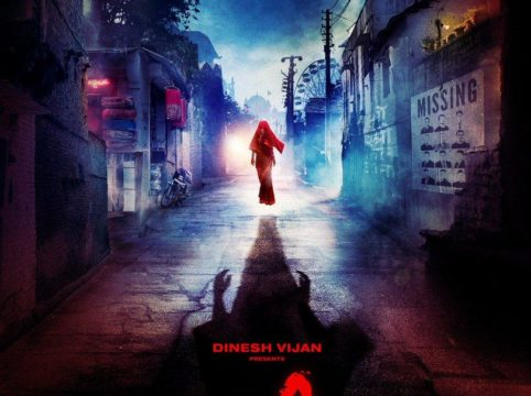 Rajkummar Rao and Shraddha Kapoor starrer first look poster of Stree movie