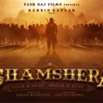 Teaser poster of Ranbir Kapoor starrer Shamshera movie
