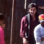 Ranbir Kapoor first look for Sanjay Dutt biopic