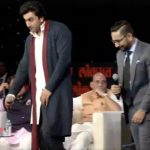 Ranbir Kapoor walking like Sanjay Dutt